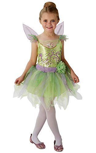Rubies Disney–i-620691m–Disfraz de Lujo Campanilla–Talla M