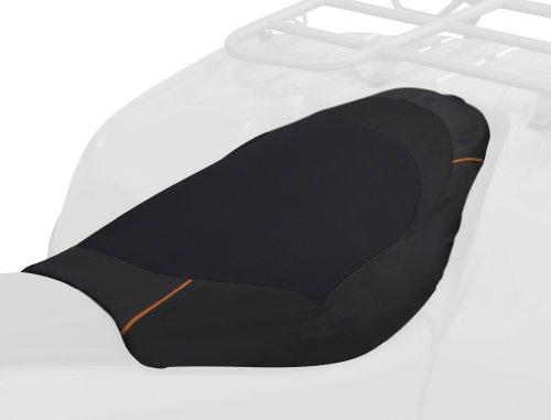 Classic Accessories QuadGear Deluxe ATV Seat Cover, Black -  15-098-013801-00