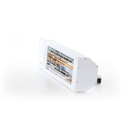 AEG Kurzwellen-Heizstrahler IR Comfort 2024, 2000 W, hocheffiziente Qualitäts-Goldröhre, 229954 - 3