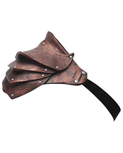 Horror-Shop Gladiator épaulières marron