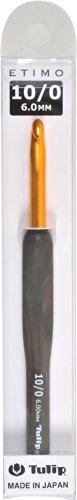 かぎ針 ETIMO (エティモ) クッショングリップ付きかぎ針 10/0号 Tulip チューリップ