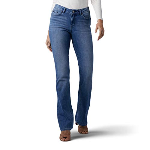 Lee Women's Modern Series Curvy Fit Bootcut Jean