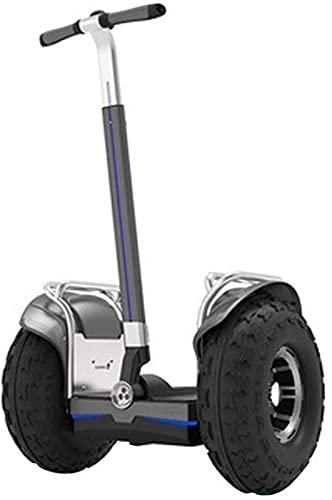 FDGSD Scooter eléctrico para Adultos, Scooter eléctrico de 500 W de Alta Potencia a Prueba de Agua, Patinete Ligero Plegable, Velocidad máxima de 30 km/h, Patinete eléctrico para Adultos, Negro,