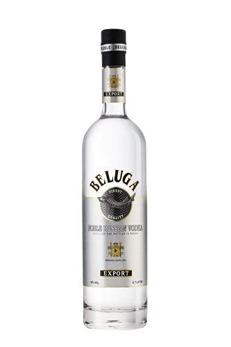 Beluga Vodka russischer Wodka (1 x 0.7 l)