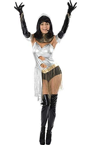 ORION COSTUMES Disfraz de Reina de la Noche Cantante Música para Mujeres
