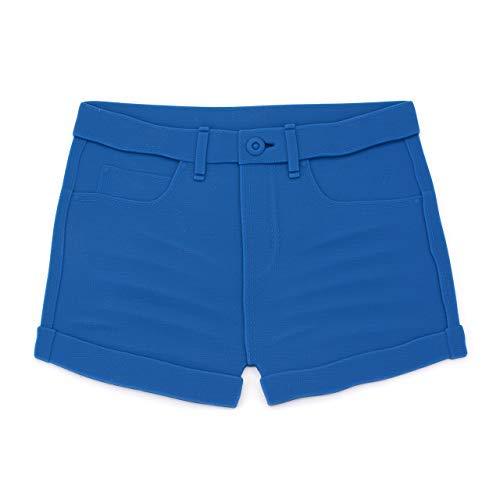 CKB Ltd Hot Pants Shorts Trivet Silicone Worktop Saver Work Surface Protector Mat For Resting Hot Cooking Pots & Pan