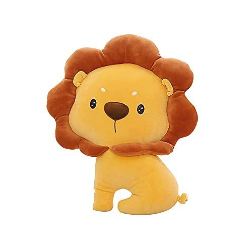 Simulación Animal de Peluche de juguete muñeca cangrejo León ganso ballena dibujos animados creativos niños Regalo de cumpleaños decoración del hogar