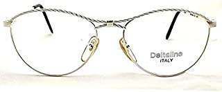 Deltaline Mod 2011 Women Vintage Optical Frames