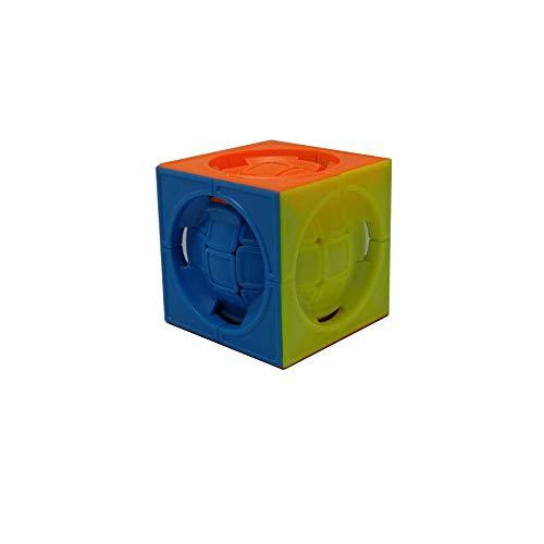 Ludokubo Jiehui Cube centrosfera 3x3 stickerless