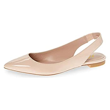 Best pink pointed toe flats Reviews