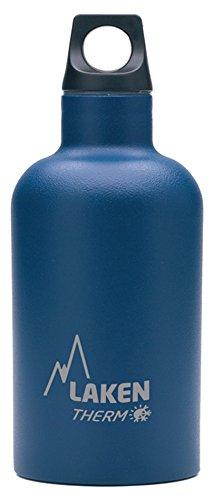 Laken Futura Botella Térmica de Acero Inoxidable 18/8 y Aislamiento de Vacío con Doble Pared, Azul, 750 ml
