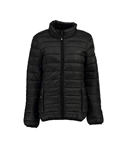 Geographical Norway - Doudoune Femme Areca Noir-Taille - 1