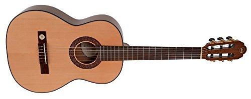 Gewa Guitarra Clásica Pro Arte GC75A, 3/4 Tamaño, Modelo para zurdo, Made in Europa