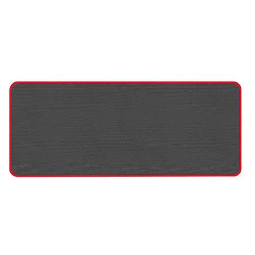 Yoga Mat10mm Extra Dicke NRB rutschfeste Kissenmatte für Männer Frauen Fitness geschmacklose Fitness-Trainingspads Pilates Yoga Mat 1830X610mm