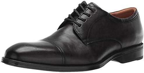 Florsheim Men s Allis Comfortech Cap Toe Oxford Dress Shoe black 11 W US product image