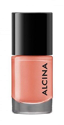 Alcina Ultimate Nail Colour apricot 010 10 ml Nagellack für intensive Farbbrillanz mit hoher Deckkraft