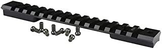 Warne Scope Mounts Browning X-Bolt Short Action Mountain Tech Tactical Rail, 20MOA Browning X-Bolt Short Action Mountain Tech Tactical Rail, 20MOA