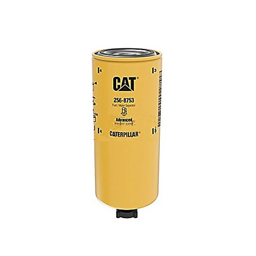 Caterpillar 2568753 256-8753 FUEL WATER SEPARATOR Advanced High Efficiency Multipack (Pack of 2)