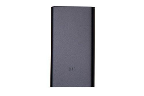 Carregador Portátil Xiaomi Mi Power Bank 2 10000mAh (Preto Azulado)