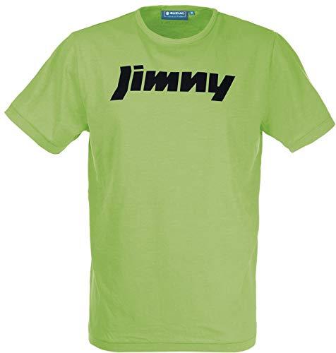 Suzuki Jimny T-Shirt Yellow Original M