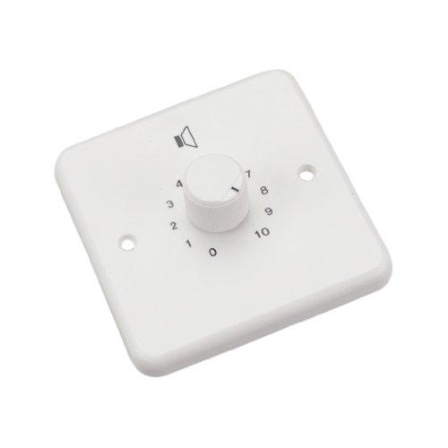 Electrovision 6W 100V Sistema de Altavoces de Audio Pa atenuador Nueva