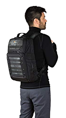 Lowepro DroneGuard BP 200 - A lightweight drone backpack for DJI Mavic Pro/Mavic Pro Platinum with space for 2L hydration reservoir