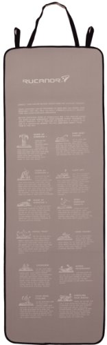 Rucanor Tapis de Yoga Deluxe
