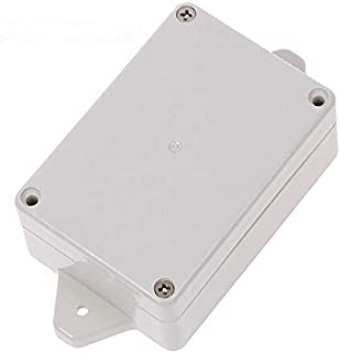 200mmx120mmx75mm ABS Plastic Dustproof Junction Box Electric Project Enclosure