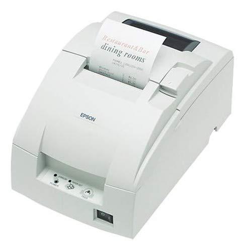 Epson TM-U220B Imprimante à reçu Thermique (4 KB ERC-38 9-pin 6,0 lps) Blanc
