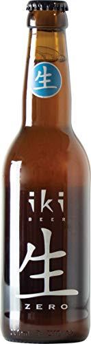IKI Bio Bier, mit grünem Tee, Alkoholfrei Biermischgetränk (1 x 330ml)