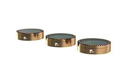 Polar Pro DJI Mavic Air Cinema Series Shutter Filters 3 Pack