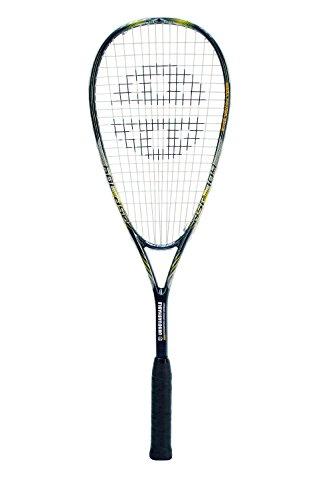 Unsquashable Squash-Schläger DSP 704, black-yellow, 2014, 296091