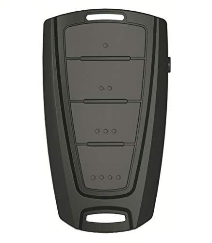 Schartec 4-Kanal Handsender SR-4 mit 433,92 MHz passend zu Porte Drehtorantrieb - Jet Schiebetorantrieb. Funksender mit Tastensperre
