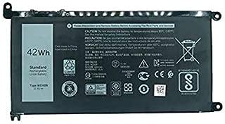 EliveBuyIND® 11.4V 42Wh Original WDX0R Laptop Battery compatible with Dell Inspiron 13 7368 14-7460 15 7560 17 5765 5767 5770 3CRH3 T2JX4