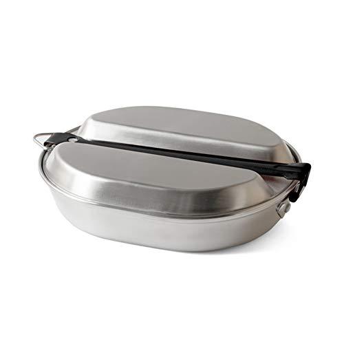 MESS KIT PAN (Round) Steel 口コミ