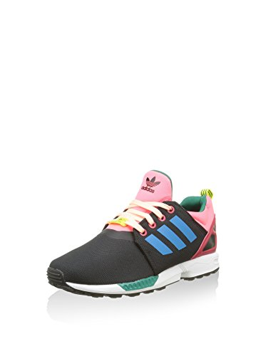 adidas Sneaker ZX Flux NPS UPDT Oddity K Nero/Rosa EU 38 (UK 5)