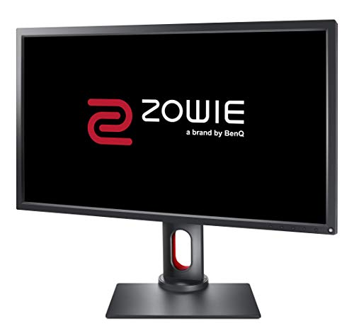 BenQ Zowie XL2731 27-inch monitor (Gaming, 144Hz, 1080p 1ms, Black eQualizer, Color Vibrance-technologie, in hoogte verstelbare sokkel)