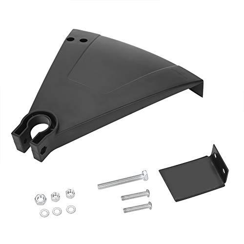 iFCOW Protector de recortador, protector de plástico, se adapta a desbrozadora con 1 pulgada 25 mm 25,4 mm
