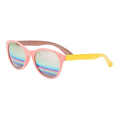 Stella McCartney SK0006S-007 Gafas, Rosa-Amarillo, 47/19/130 para Mujer