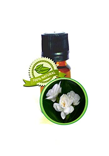Best Prices! Jasmine Absolute Oil - 100% PURE Jasminum Sambac - 5ml (1/6oz)