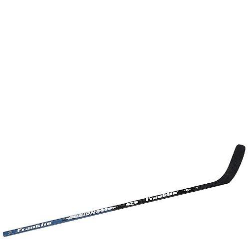 Franklin 373 24 LS, Streethockey Schläger Fusion Senior 1040-58, Linksschuss, Größe: 147 cm