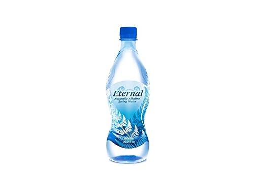 Eternal Naturally Alkaline Spring Water (pack of 24)
