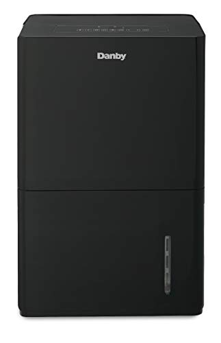 Danby DDR050BLPBDB, Black