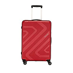 Kamiliant by American Tourister KAM Kiza Polypropylene 68 cms Ruby Red Hardsided Check-in Luggage (KAM KIZA SP 68CM - RUBY RED),SAMSONITE SOUTH ASIA PVT. LTD,KAM KIZA SP 68CM - RUBY RED