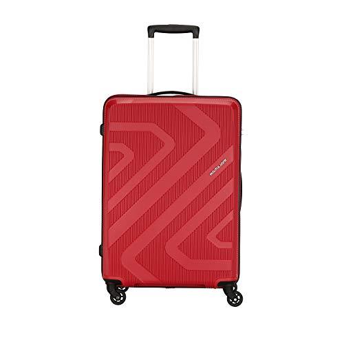 Kamiliant by American Tourister KAM Kiza Polypropylene 68 cms Ruby Red Hardsided Check-in Luggage (KAM KIZA SP 68CM - RUBY RED)