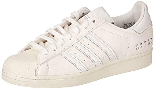 adidas Superstar Home of Classic, Zapatillas Deportivas Hombre, Supplier Colour FTWR White Off White, 41 1/3 EU