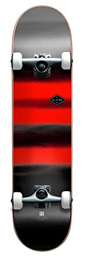 Globe Skateboard Full On, Charcoal/Chromantic, 8