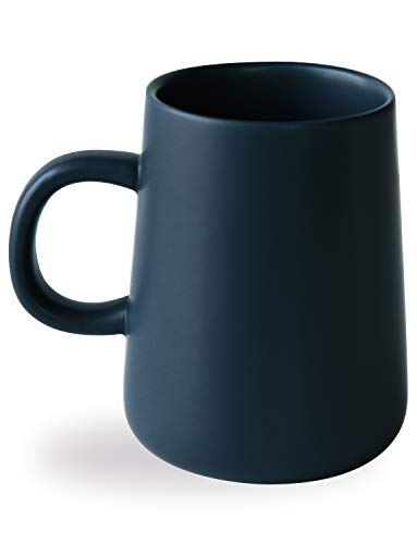 Arraden Coffee Mug, Matte Ceramic Coffee Cup, Both Hot & Cold Beverage Tea Cup for Office & Home,...