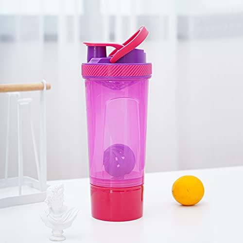 WEIQ Gran capacidad deportes al aire libre caldera proteína polvo sacudida taza de agua portátil linda taza de batido taza | Botellas de agua
