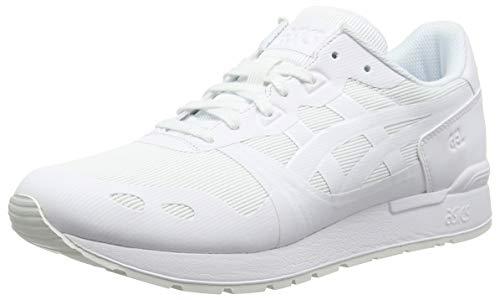 ASICS Herren Gel-Lyte NS Laufschuhe, Weiß (White/White 0101), 45 EU